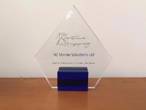 nz marine valuation award